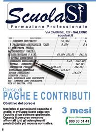 Corso paghe e contributi