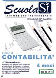 Corso contabilità